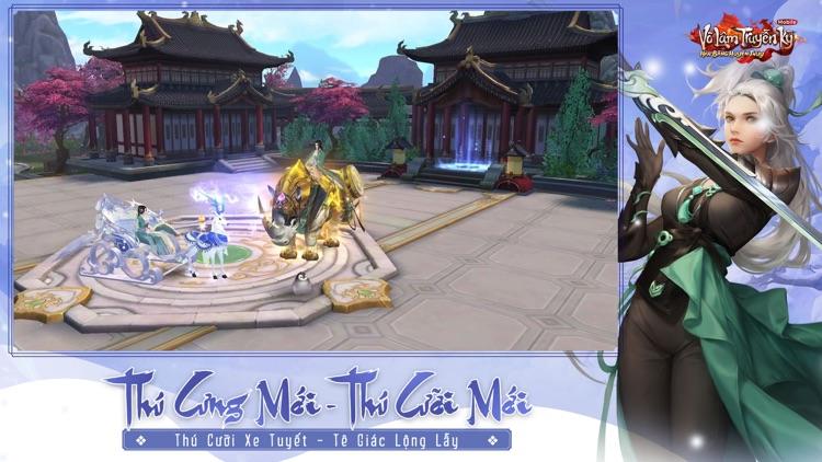 Võ Lâm Truyền Kỳ Mobile - VNG screenshot-7