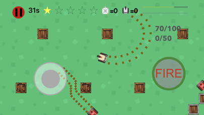 Tank Fighters screenshot 4