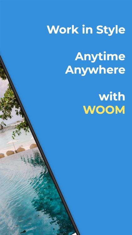 WOOM: Hotel & Coworking Spaces screenshot-7