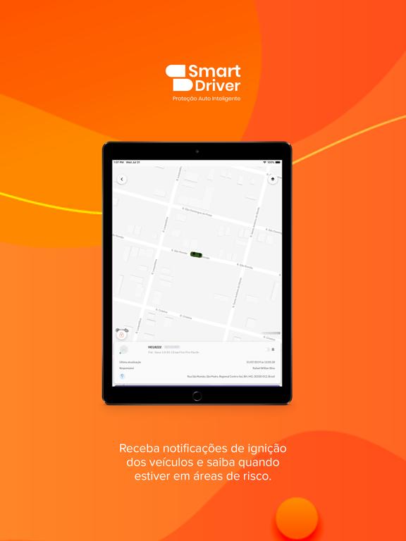 SmartDriver Rastreamento screenshot 5