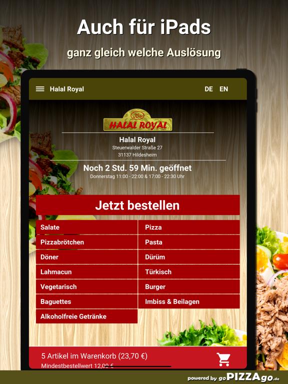 Halal Royal Hildesheim screenshot 7