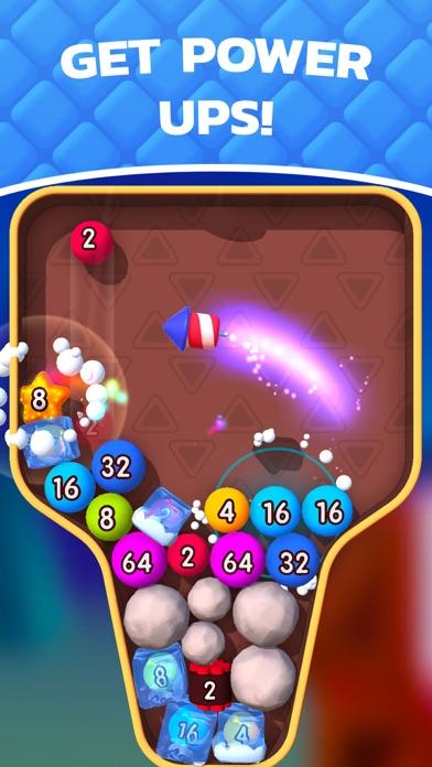 Bubble Buster 2048Screenshot of 5