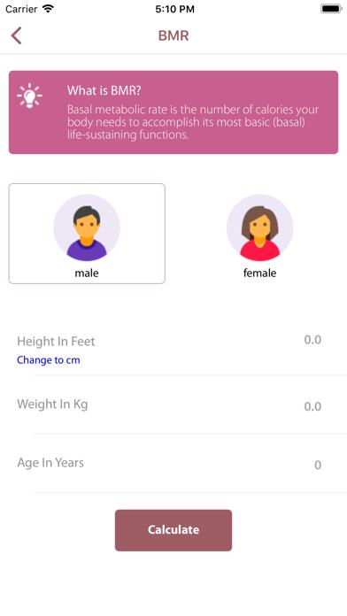 Pori's Diet & Nutrition Center screenshot 2