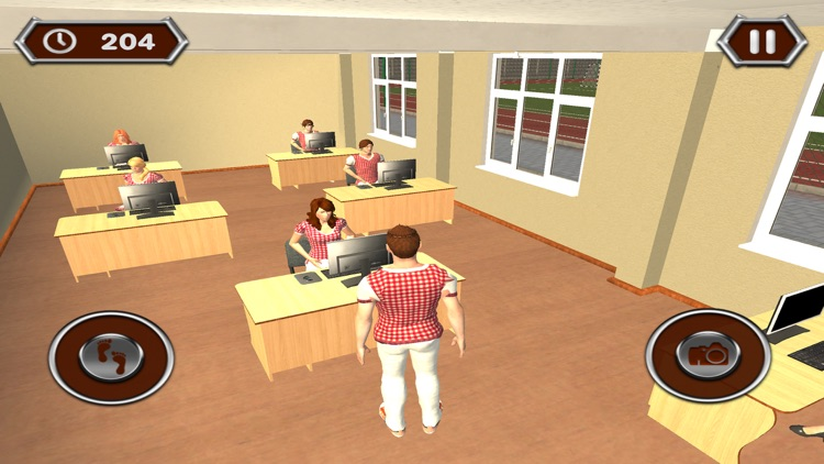 Virtual High School Life Games screenshot-3