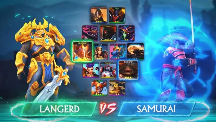 Juggernaut Wars-MMORPG legends screenshot-6