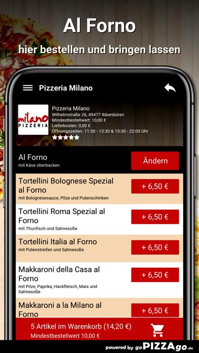 Milano Ibbenbüren screenshot 6