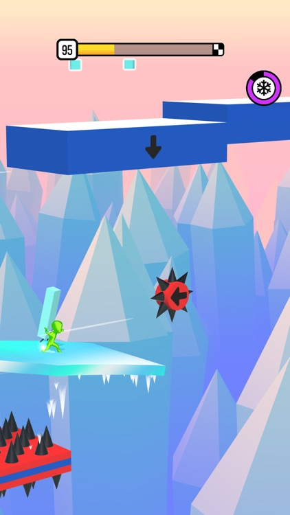 Freeze Rider screenshot-3