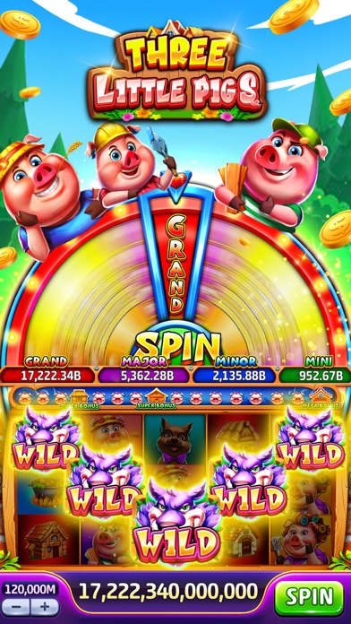 Jackpot World™ - Casino Slots Screenshot