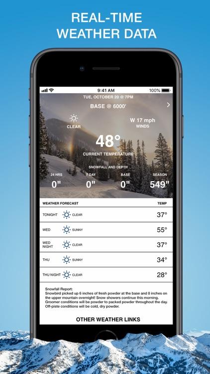 Snowbird Resort screenshot-5