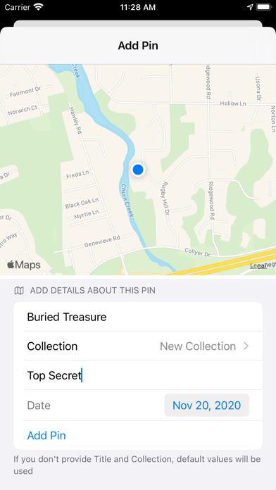 Map Points screenshot 1