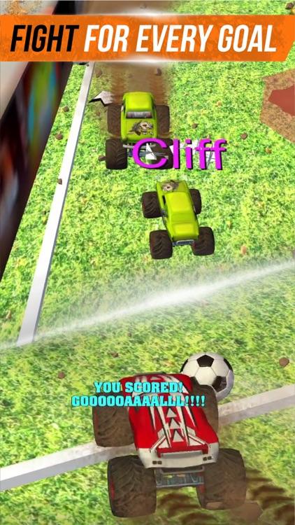 Monster Truck - Soccer Kings screenshot-5
