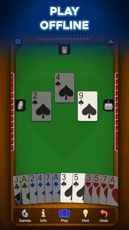 Hearts: Card Game screenshot-5