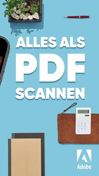 Herunterladen Adobe Scan: PDF Scanner, OCR für Pc