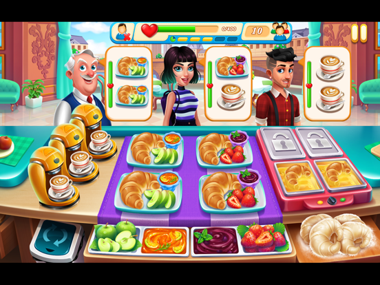 Cooking Sizzle: Master Chef screenshot 14