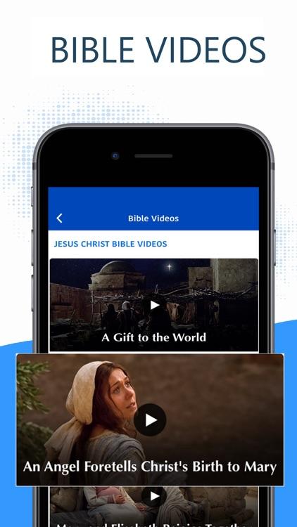 NKJV Bible Holy Bible Pro screenshot-5