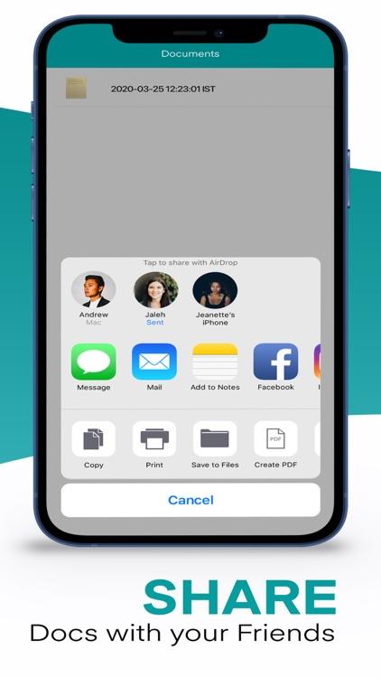 Quick Scanner: Scan QR Code screenshot-4