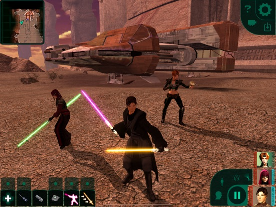 Star Wars™: KOTOR II screenshot 12