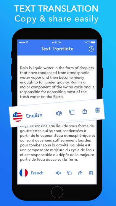 Translator : Voice Translate Screenshot