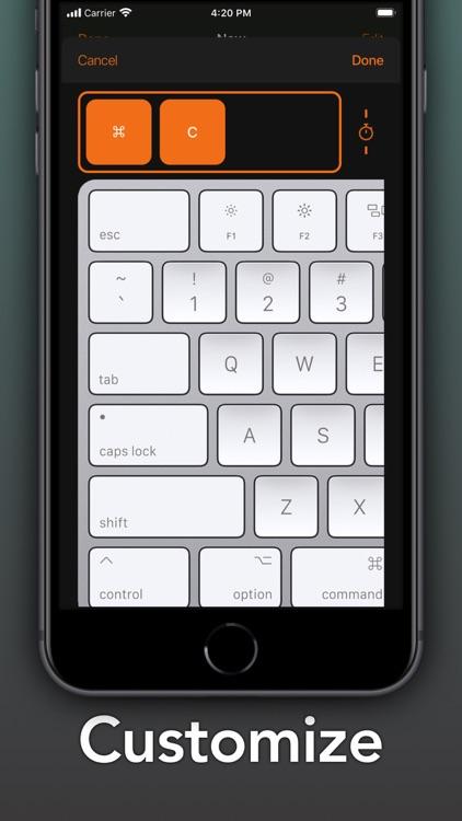 Remote KeyPad & NumPad [Pro] screenshot-3
