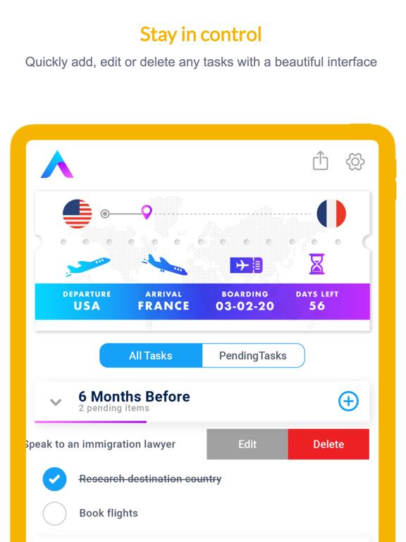Avvinue: Moving Checklist+ Pro screenshot 9