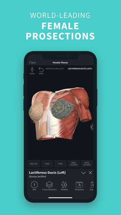 Complete Anatomy '21 screenshot-5