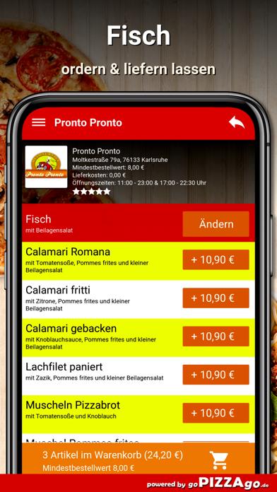 Pronto Pronto Karlsruhe screenshot 2