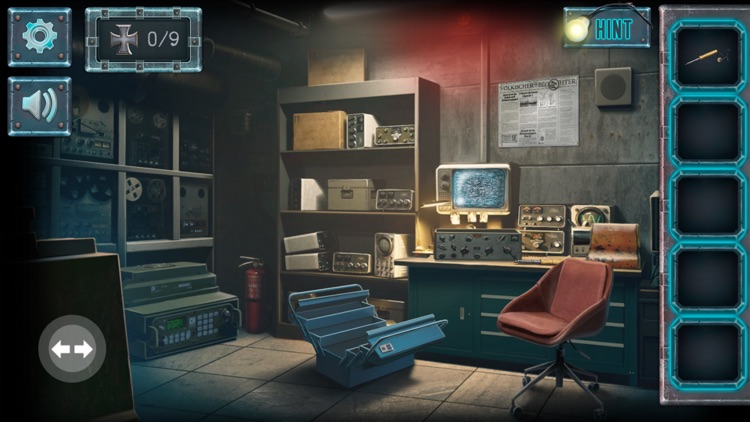 Reich's Lair - Escape Room screenshot-0