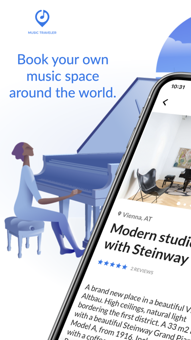 cancel Music Traveler app subscription image 1