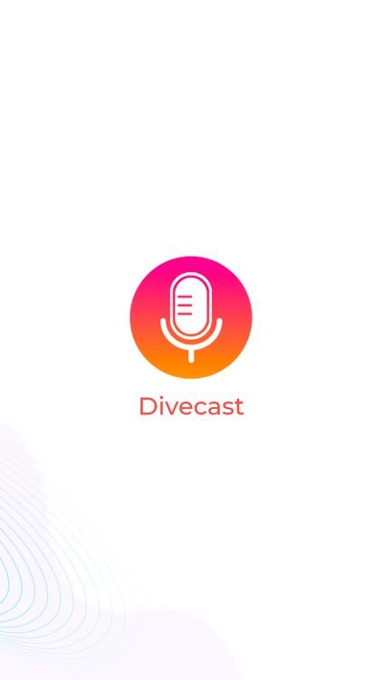 Divecast: Social Podcast App screenshot-6