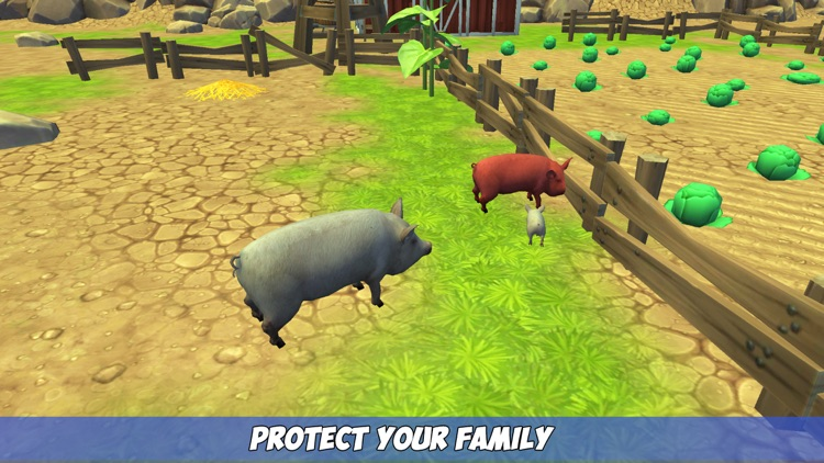 Pig Simulator screenshot-1