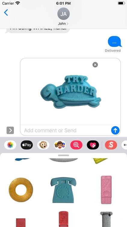 Styklet Stickers screenshot-4