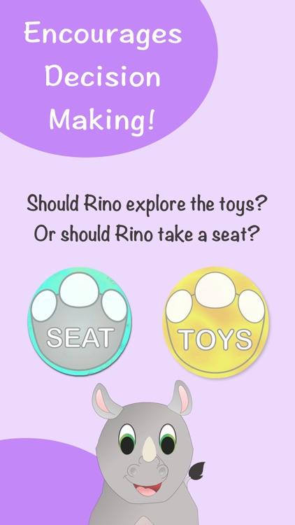 Rino: Story Books for Kids screenshot-4