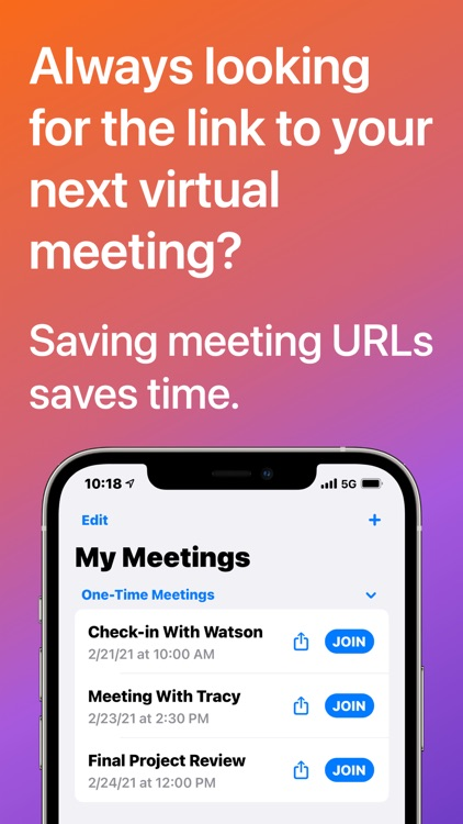Meetings: Manage with Ease
