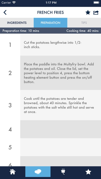 De'Longhi Recipe Book screenshot-3