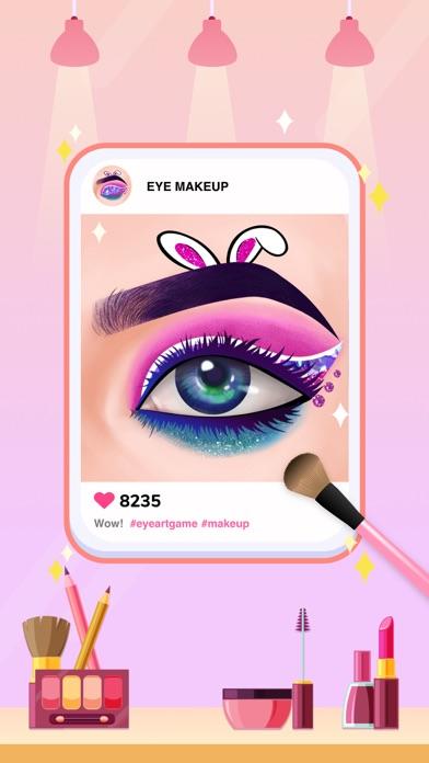 Eye Art: Perfect Makeup Artist screenshot 1