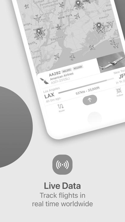 Plane Finder - Flight Tracker screenshot-3
