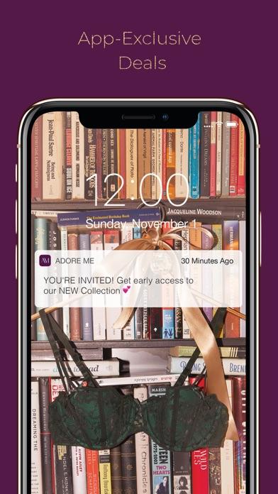 messages.download Adore Me Designer Lingerie software