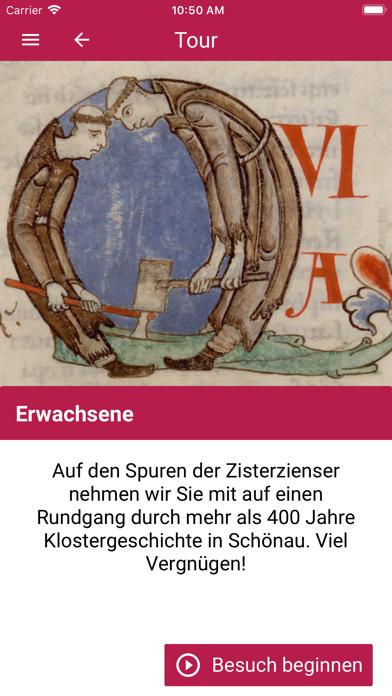 Altstadtrundgang Schönau screenshot 3
