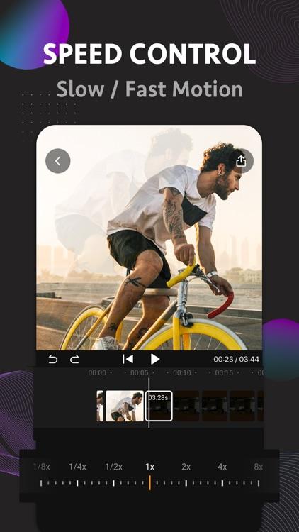 VideoEditor-Music Video Maker screenshot-4