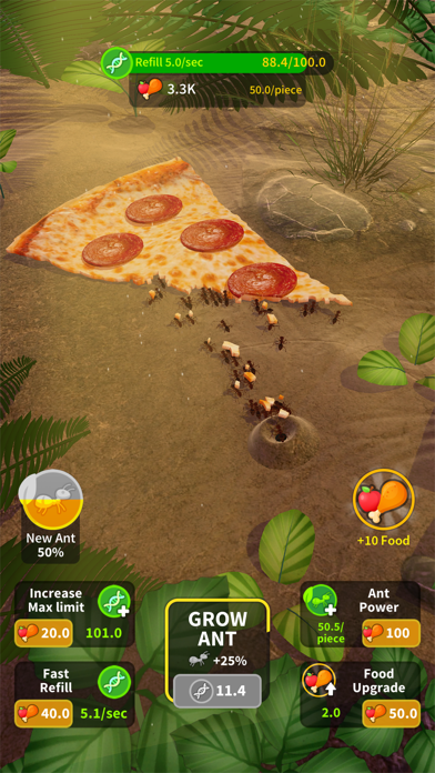Little Ant Colony - Idle Game screenshot 1