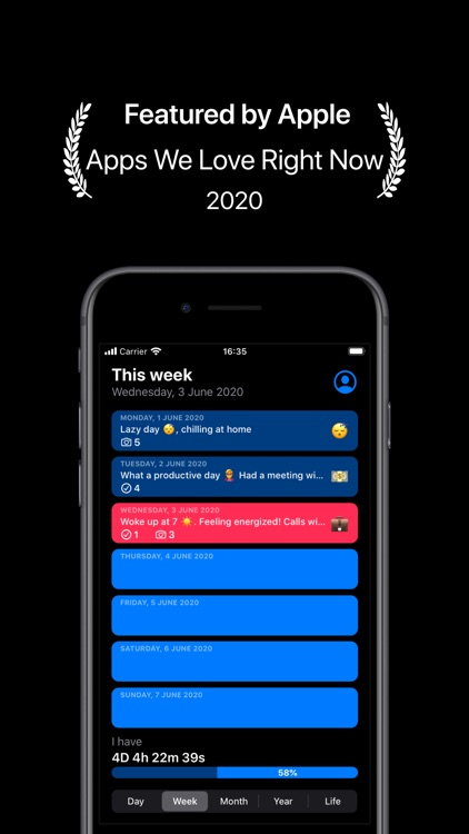 LifeViewer - Daily Planner screenshot-1