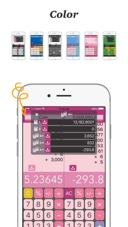 Calculator + - Twin Plus App # screenshot-6
