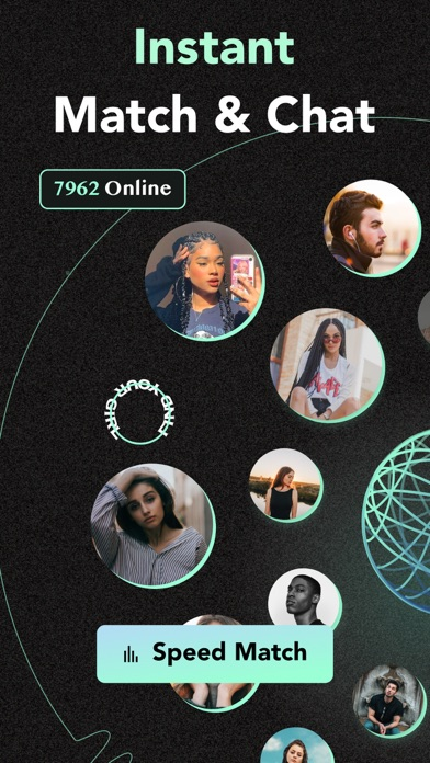 Wave Chat: Meet New People Screenshot