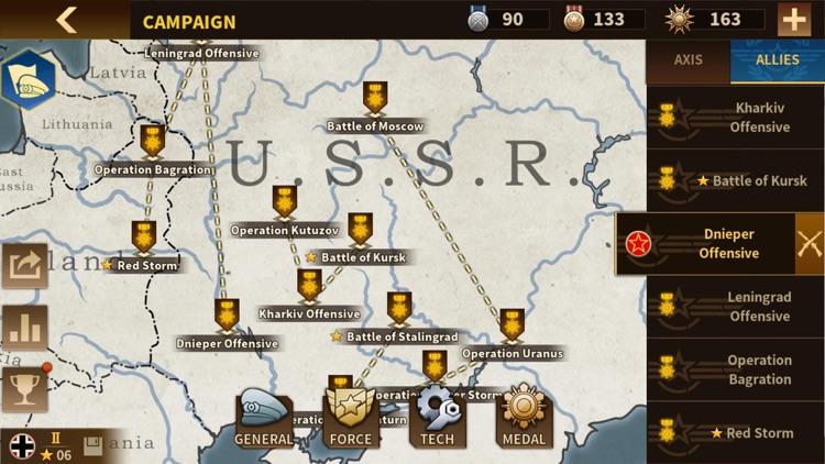 Glory of Generals 3: WW2 screenshot-4