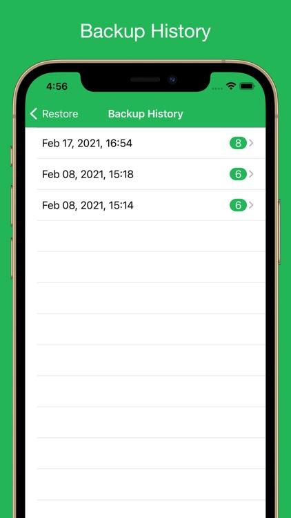 Contacts Backup Utility screenshot-3