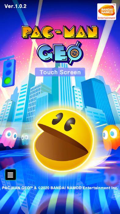 PAC-MAN GEO screenshot 1