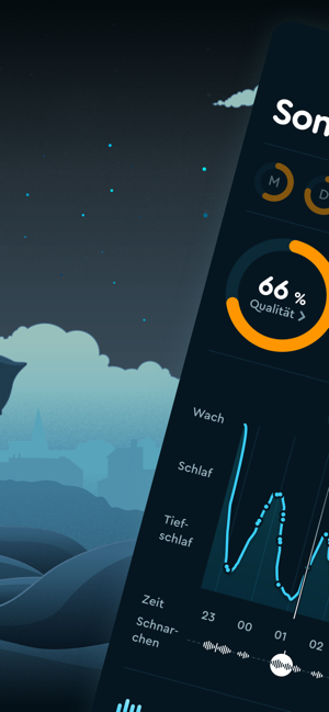 ‎Sleep Cycle - Wecker & Tracker Screenshot