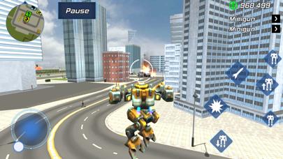 Super Rope Hero - Crime City screenshot 5