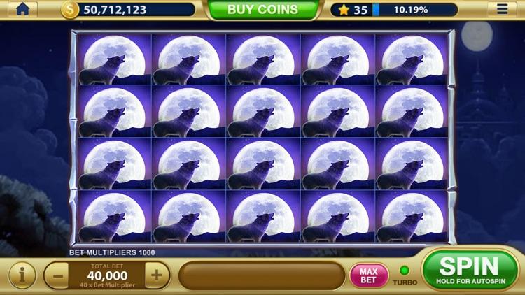 Slots Rush: Vegas Casino Slots screenshot-5