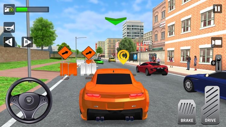 City Taxi Driving: Driver Sim screenshot-3